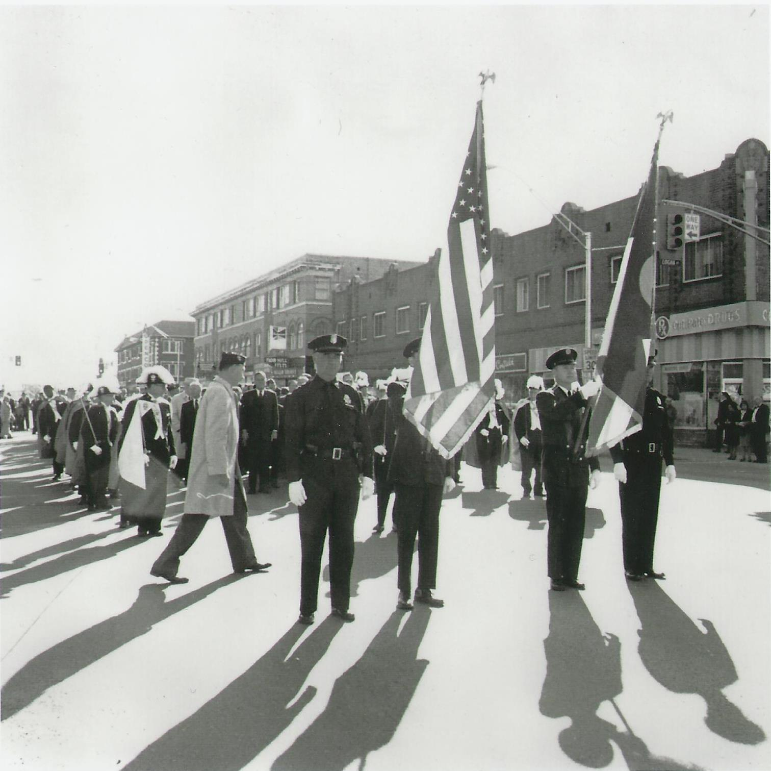 Early Parade Days